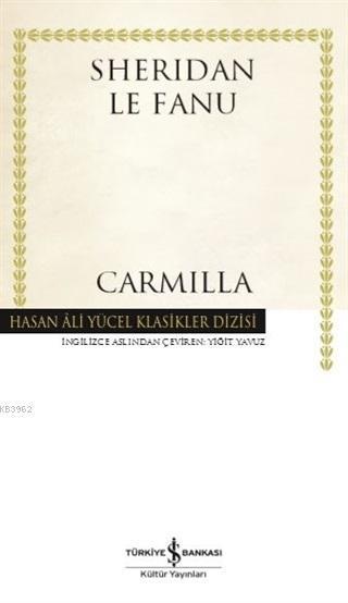 Carmilla (Ciltli)