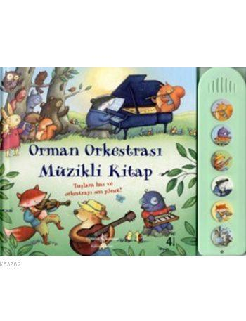 Orman Orkestrası - Müzikli Kitap (Ciltli)