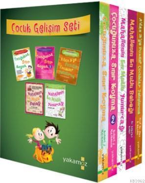 Çocuk Gelişimi Seti - 5 Kitap