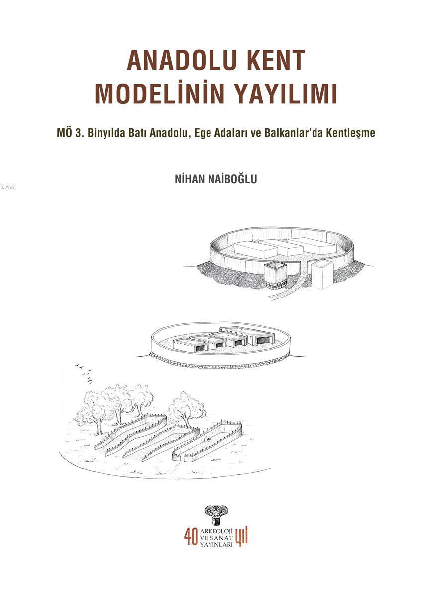 Anadolu Kent Modelinin Yayılımı; MÖ 3. Binyılda Batı Anadolu, Ege Adaları ve Balkanlar'da Kentleşme