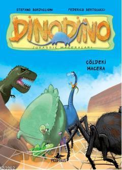 Dinodino 4 - Çöldeki Macera
