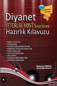 Diyanet Yeterlilik  - MBST Sınavlarına Hazırlık Klavuzu