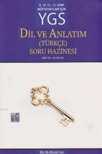 YGS Dil ve Anlatım Türkçe Soru Hazinesi