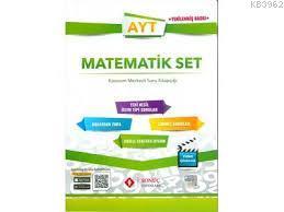 Sonuç Yayınları AYT Matematik Set ( Iı. Oturum )