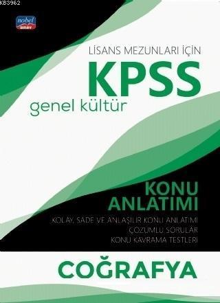 Lisans Mezunları için KPSS 2020 Genel Kültür Coğrafya Konu Anlatımı