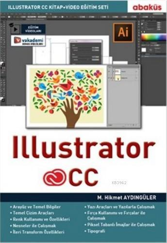 İllustrator CC (Kitap + CD)