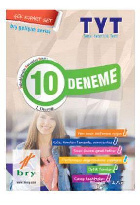 YKS TYT 10 Deneme 1. Oturum