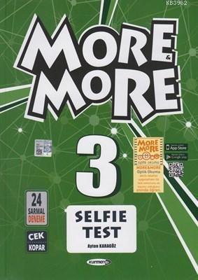Kurmay - 3. Sınıf More & More Englısh Selfıe Test (Ünite Denemeleri)
