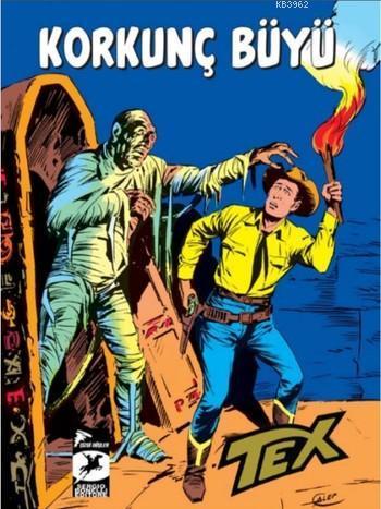Tex Klasik 31; Korkunç Büyü - Kubalılar Klanı