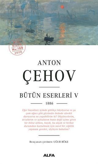 Anton Çehov Bütün Eserleri 5; 1886