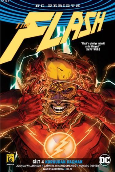 Flash Rebirth Cilt 4; Korkudan Kaçmak