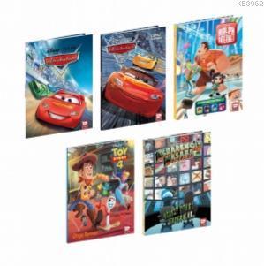 Disney Çizgi Klasikleri Erkek Çocuk Seti 5 Kitap