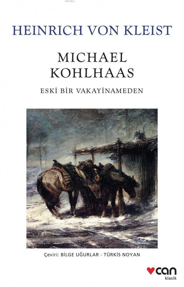 Michael Kohlhaas; Eski Bir Vakayinameden