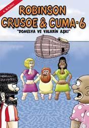 Robinson Cruose & Cuma - 6