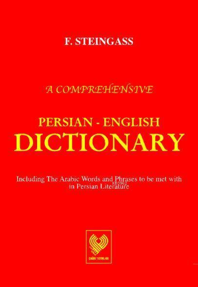 Persian - English Dictionary; Farsça - İngilizce