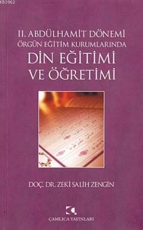 II.Abdülhamit Dönemi Din Eğitimi