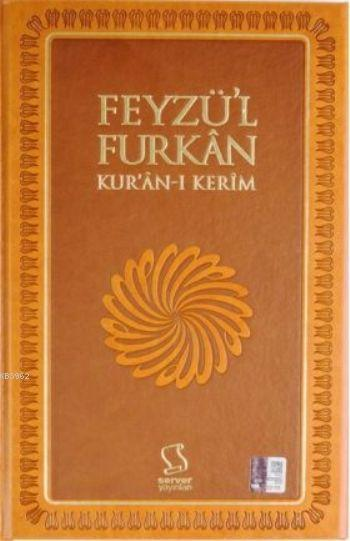 Feyzü'l Furkan Kur'an-ı Kerim - Orta Boy - Mıklepli