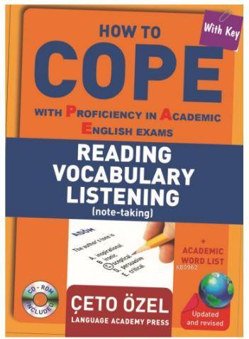 How To Cope With Proficiency Exams (Sarı); Reading Vocabulary Listening (Note-Taking)