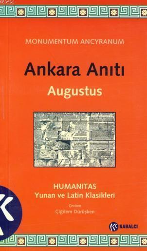 Ankara Anıtı; Yunan ve Latin Klasikleri