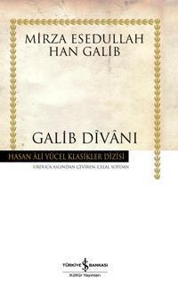 Galib Divanı (Ciltli); Mirza Esedullah Han Galib