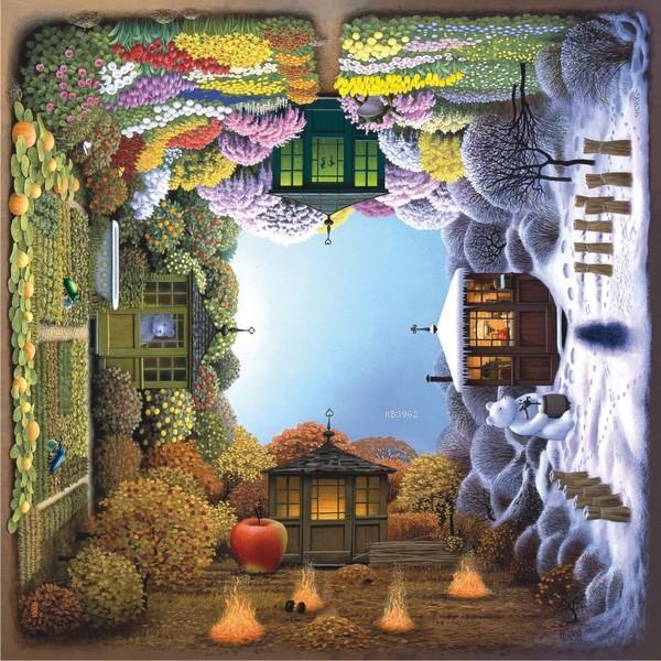 Anatolian Puzzle Dört Mevsim / Four Seasons 1024 Parça 1012
