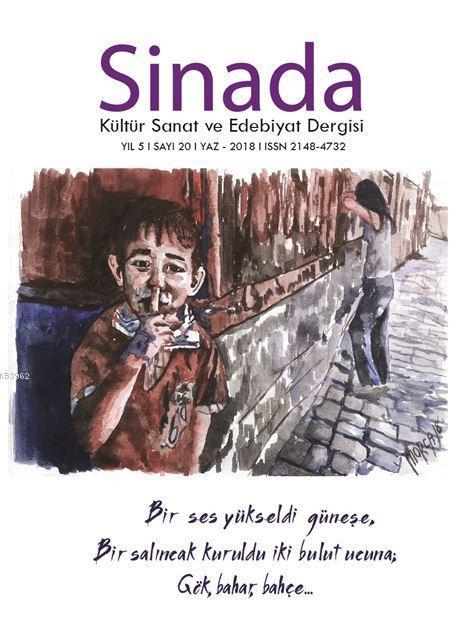 Sinada Dergisi 20. Sayı Yaz