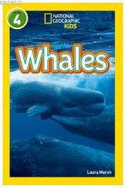 Whales (National Geographic Readers 4)