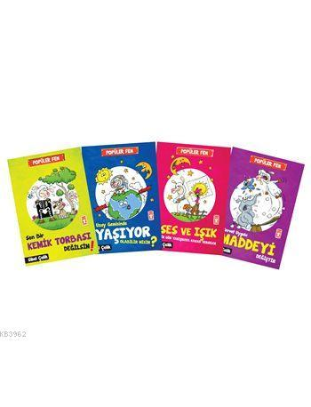 Popüler Fen Set (4 kitap)