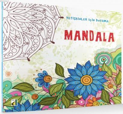 Mandala (Yetişkinler İçin Boyama)