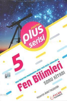 Palme Yayınları 5. Sınıf Fen Bilimleri Plus Serisi Soru Kitabı Palme