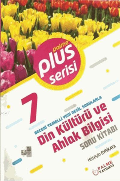 7.Sınıf Plus Serisi Din Kültürü ve Ahlak Bilgisi Soru Kitabı
