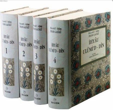 İhyau Ulumi'd-Din (4 Cilt Takım)