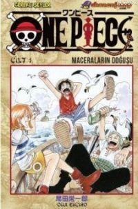 One Piece Cilt 1: Maceraların Doğuşu