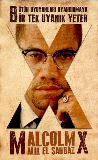 Malcolm X Ajandası; Dava Adamı Ajandası - 01