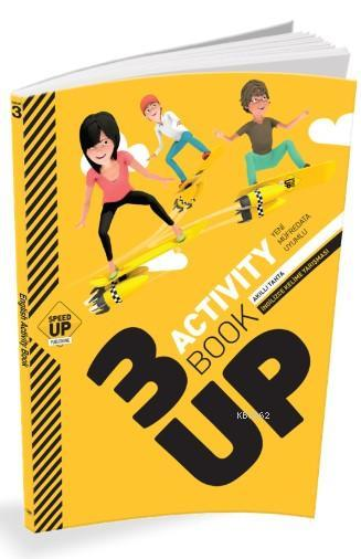 Speed Up Publishing Yayınları 3. Sınıf İngilizce Activity Book Up Speed Up Publishing