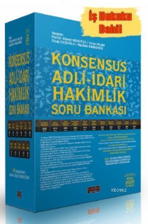 KONSENSUS Adli - İdari Hakimlik Soru Bankası (İş Hukuku Dahil) Nisan 2020