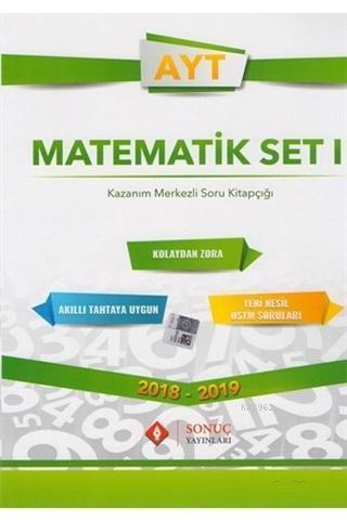 AYT Matematik Seti (2. Oturum) 2018-2019
