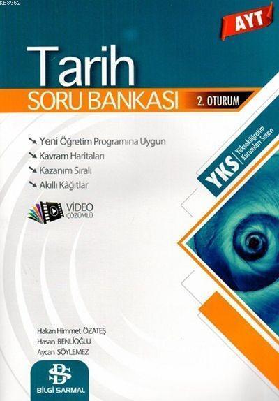 Bilgi Sarmal Yayınları AYT Tarih Soru Bankası Bilgi Sarmal