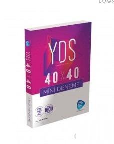 YDS 40x40 Mini Deneme