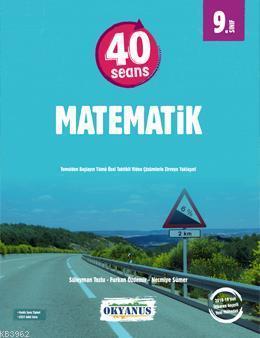Okyanus Yayınları 9. Sınıf 40 Seansta Matematik Okyanus Y