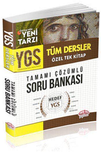 YGS Tüm Dersler Tamamı Çözümlü Soru Bankası
