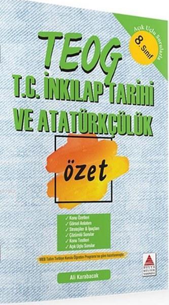 TEOG 8.Sınıf T.C. İnkılap Tarihi ve Atatürkçülük Özet