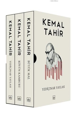 Köy Üçlemesi Kutu Set (3 Kitap Takım)