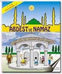 Karton Kitap-2-Abdest ve Namaz; 2-5 Yaş