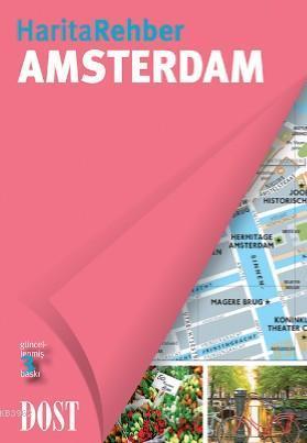 Amsterdam; Cartoville Harita Rehber