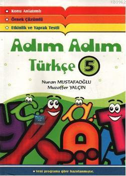 Adım Adım Türkçe Etkinlikleri 5
