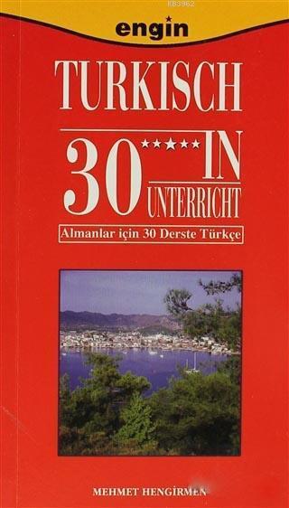 Turkisch 30 in Unterricht / Almanlar için 30 Derste Türkçe