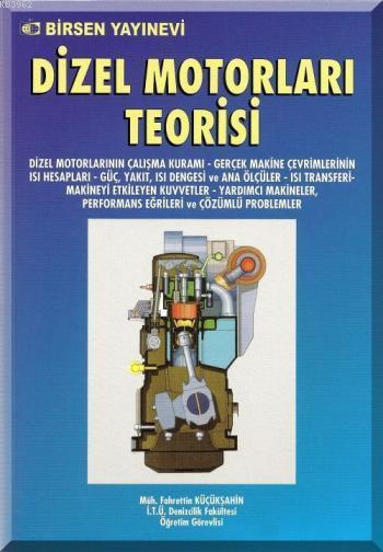 Dizel Motorları Teorisi