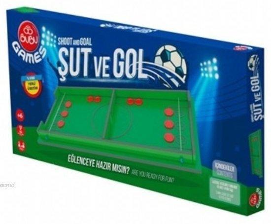 Bu-Bu Games Şut Ve Gol
