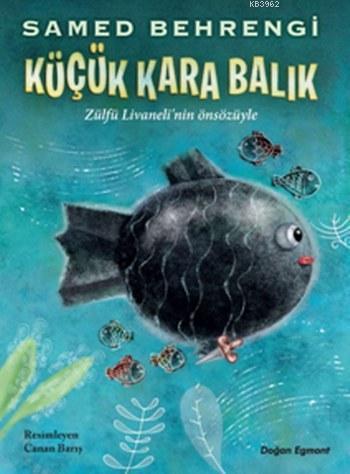 Küçük Kara Balık Şiir Kitabı
